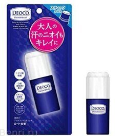 Дезодорант - стик, Deoco Medicated Deodorant Stick, 13 гр
