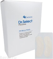 Патчи  Dr. Select Placenta PH Micro Patch 4 пары.